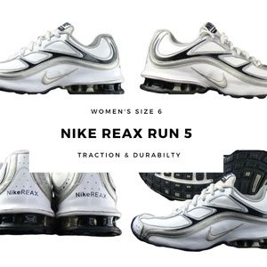 Nike Woman's 6 Reax Run 5 Women's Running Shoes